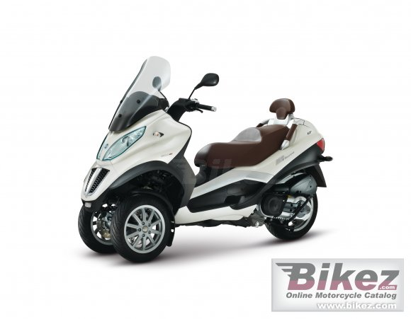 2012 Piaggio MP3 Business LT 500