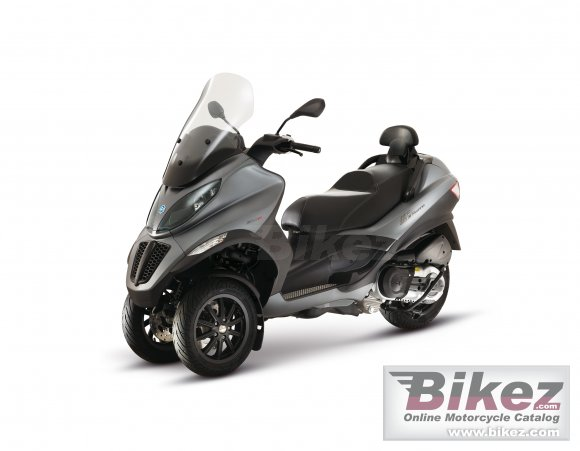 2012 Piaggio MP3 Sport 500 photo