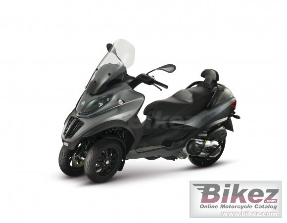 2012 Piaggio MP3 Sport LT 500 photo