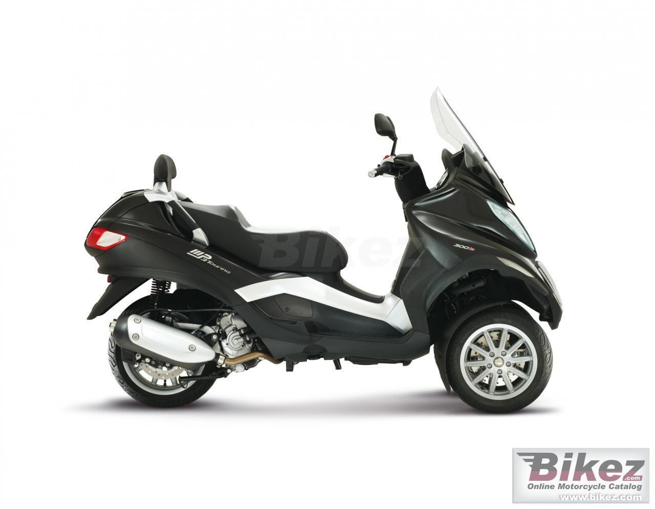 Big Piaggio mp3 touring 300 picture and wallpaper from Bikez.com