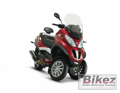 2012 Piaggio MP3 Touring LT 400 photo