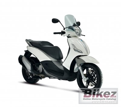 2012 piaggio bv sport touring 350ie specifications and pictures