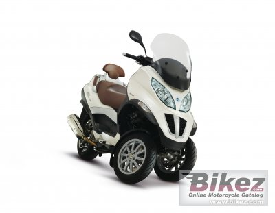 2012 Piaggio MP3 Business 500