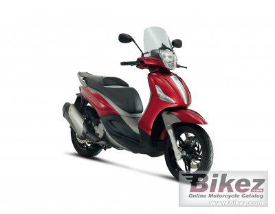 2013 Piaggio Beverly Sport Touring photo