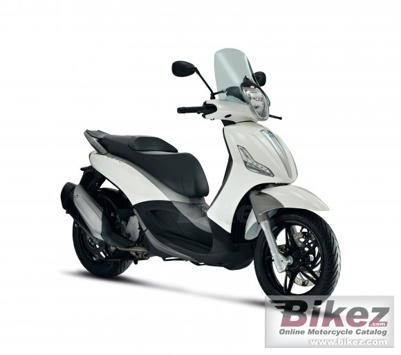 2013 Piaggio Beverly Sport Touring