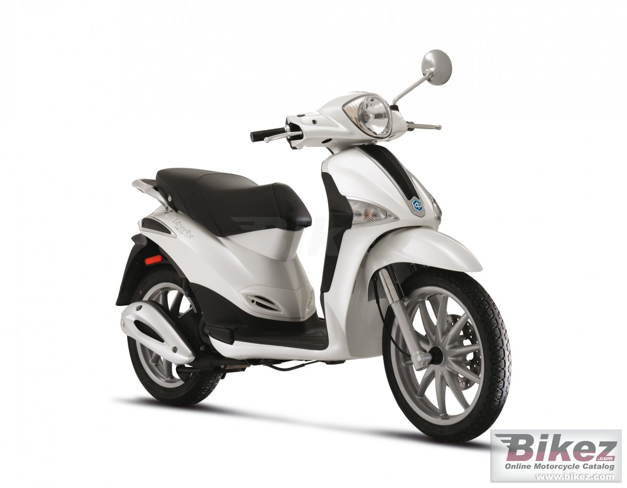 Big Piaggio liberty 50 picture and wallpaper from Bikez.com