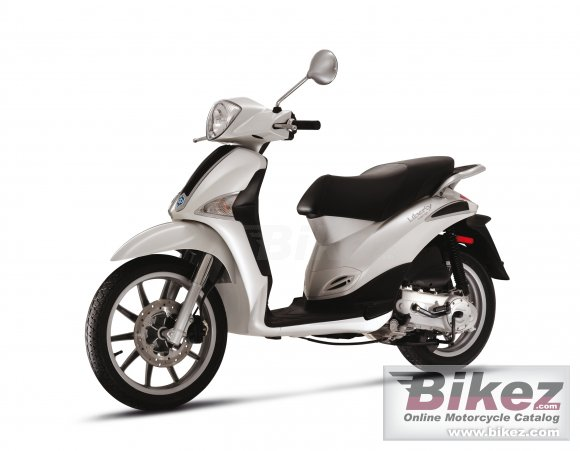 2013 Piaggio Liberty 50 photo