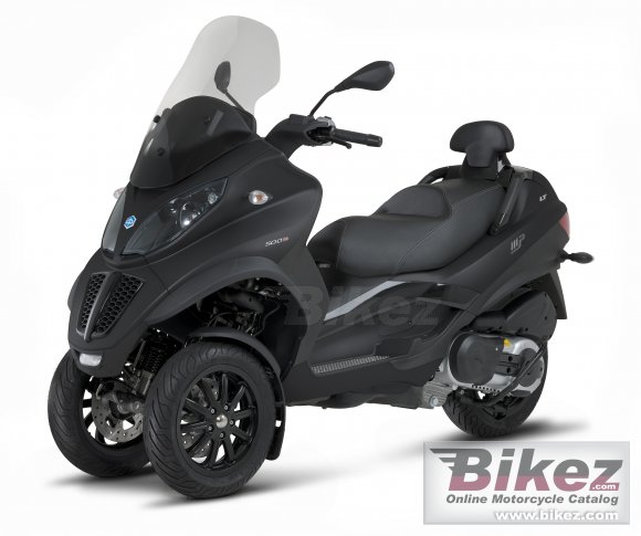 2013 Piaggio MP3 Sport  LT 500 photo