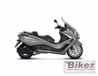 2013 Piaggio X10 350 i.e. Executive photo