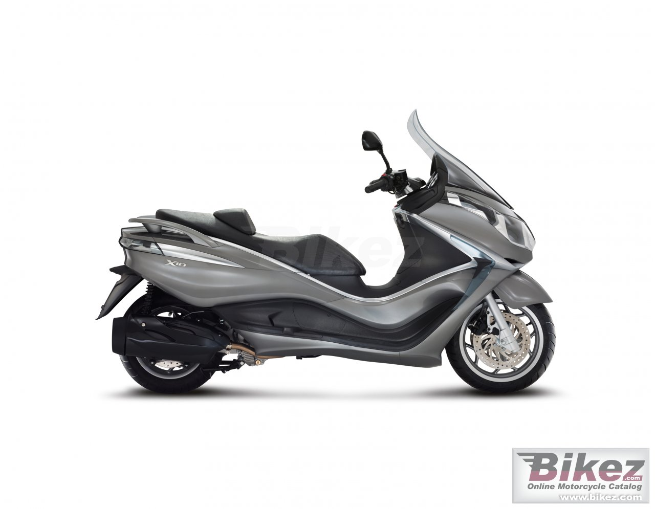 Big Piaggio x10 350 i.e. executive picture and wallpaper from Bikez.com