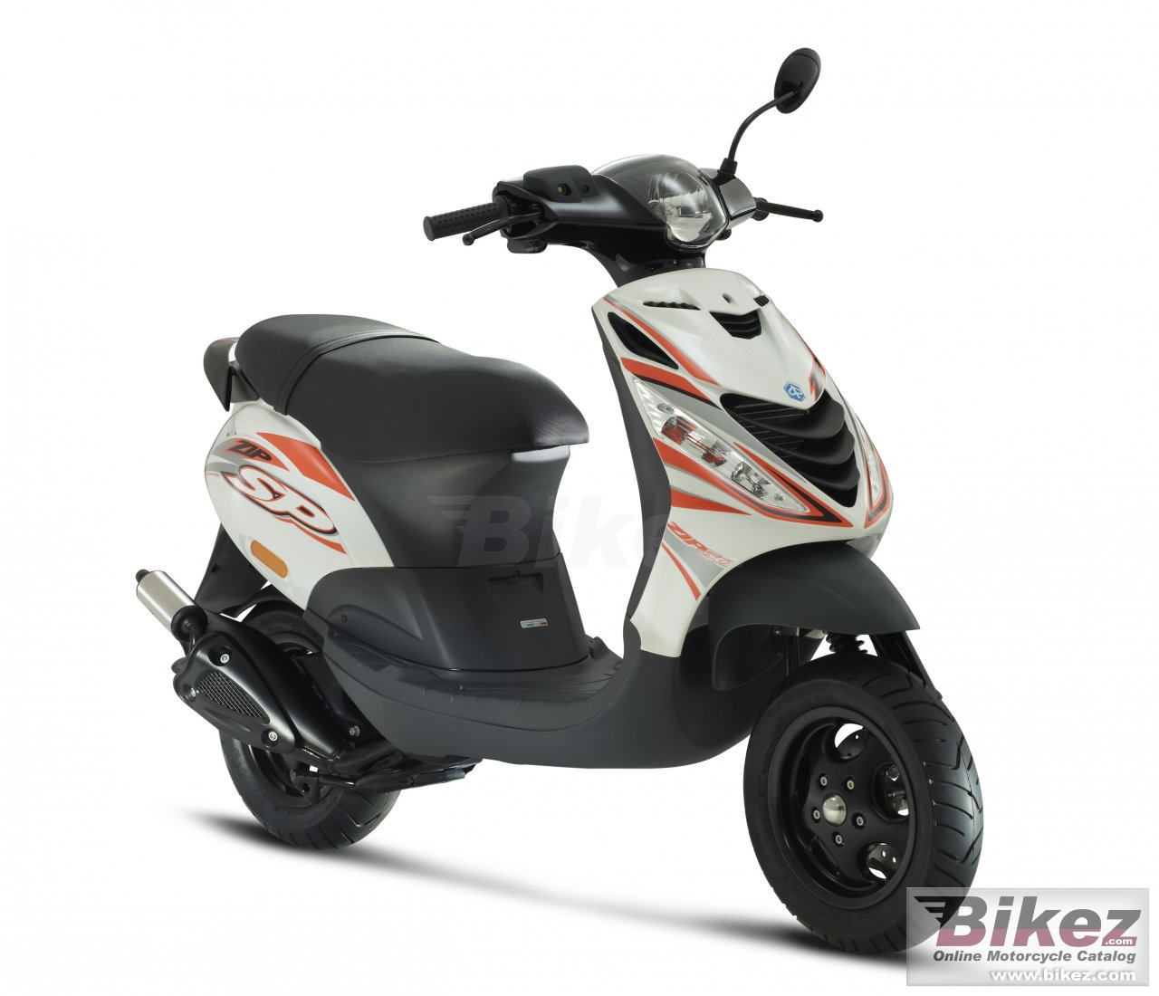 Big Piaggio zip 50 picture and wallpaper from Bikez.com