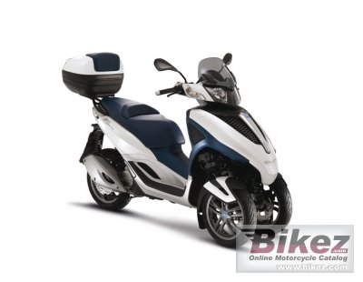 2013 piaggio mp3 yourban 125 specifications and pictures