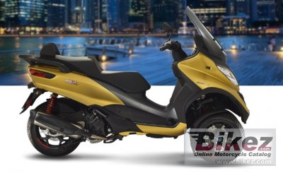 2019 Piaggio MP3 500 HPE Sport Advanced