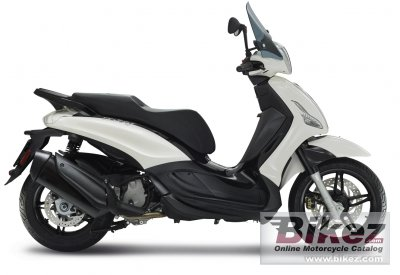 2020 Piaggio Berverly 350 ABS ASR