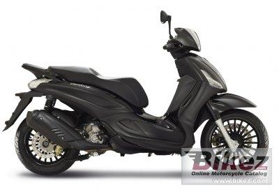 2020 Piaggio Beverly 300 ABS ASR
