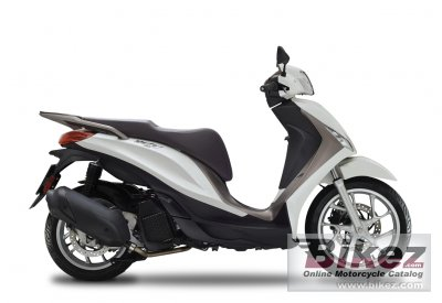2020 Piaggio Medley 125 i-get