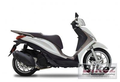 2020 Piaggio Medley 150 i-get