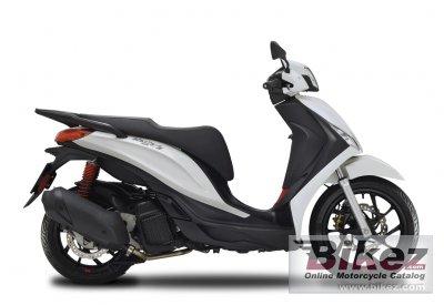 2020 Piaggio Medley S 125i-get
