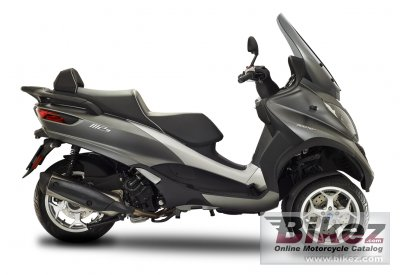 2020 Piaggio MP3 Buisness 500 HPE ABS ASR