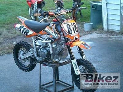 2007 Pitster Pro X3R