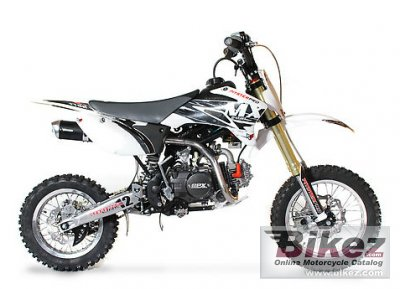 2012 Pitster Pro MX 110R photo