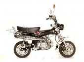 2012 Pitster Pro Classic 125
