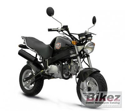 2012 Pitster Pro Mini Monster 125 photo