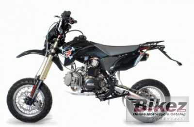 2012 Pitster Pro LXM 155R Twelve Motard specifications and ...