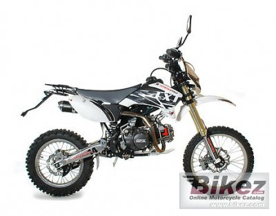2012 Pitster Pro LXT 160 R Fourteen