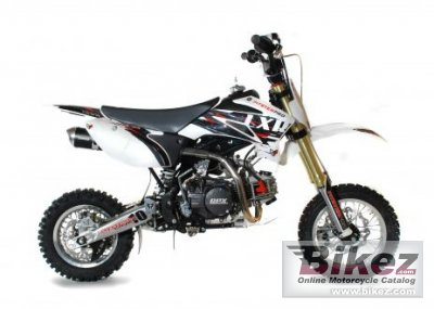 2013 Pitster Pro LXR 155R TEN Pit Bike photo