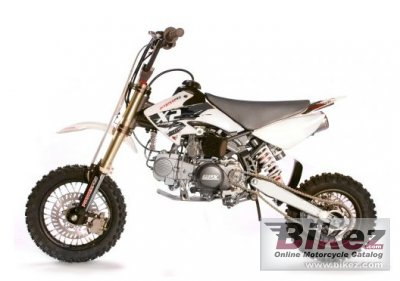 2013 Pitster Pro X2 140R Pit Bike