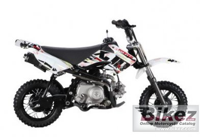 2013 Pitster Pro XJR 90 SS