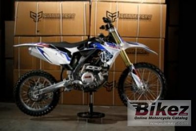 2016 Pitster Pro LXR 250F