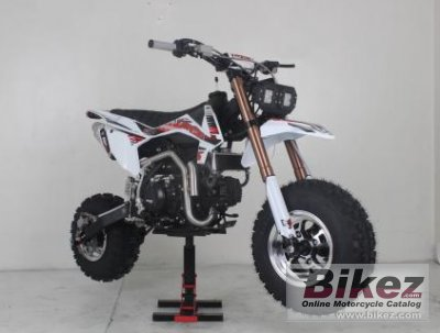 2021 Pitster Pro FSE 190R Fat Tire