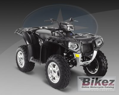 2009 Polaris Sportsman XP 850 EFI