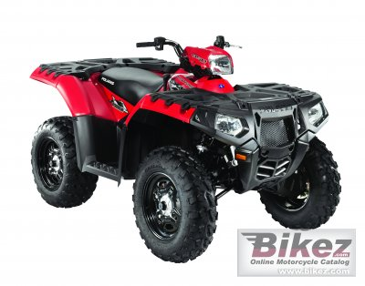 2010 Polaris Sportsman 850 photo