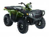 2010 Polaris Sportsman 800
