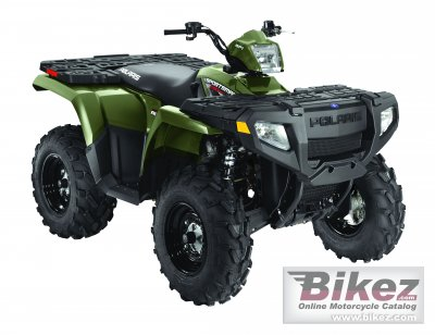 2010 Polaris Sportsman 800 photo