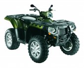 2010 Polaris Sportsman 550 EPS