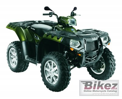 2010 Polaris Sportsman 550 EPS photo