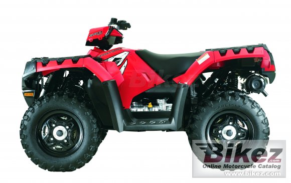 2010 Polaris Sportsman 550 photo