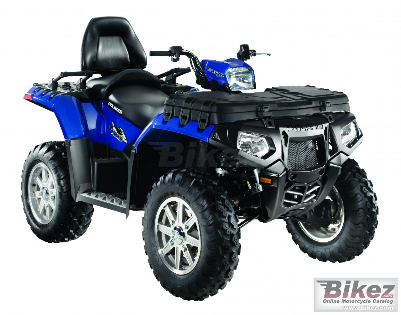 Big Polaris sportsman 550 touring picture and wallpaper from Bikez.com
