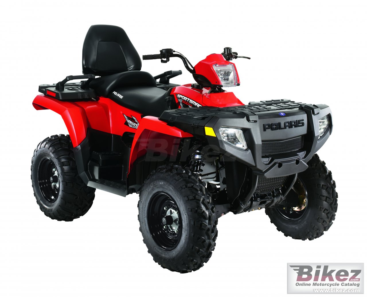 Polaris sportsman 500 ho touring