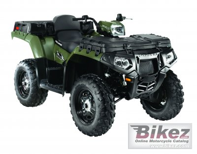 2010 Polaris Sportsman 550 X2 photo