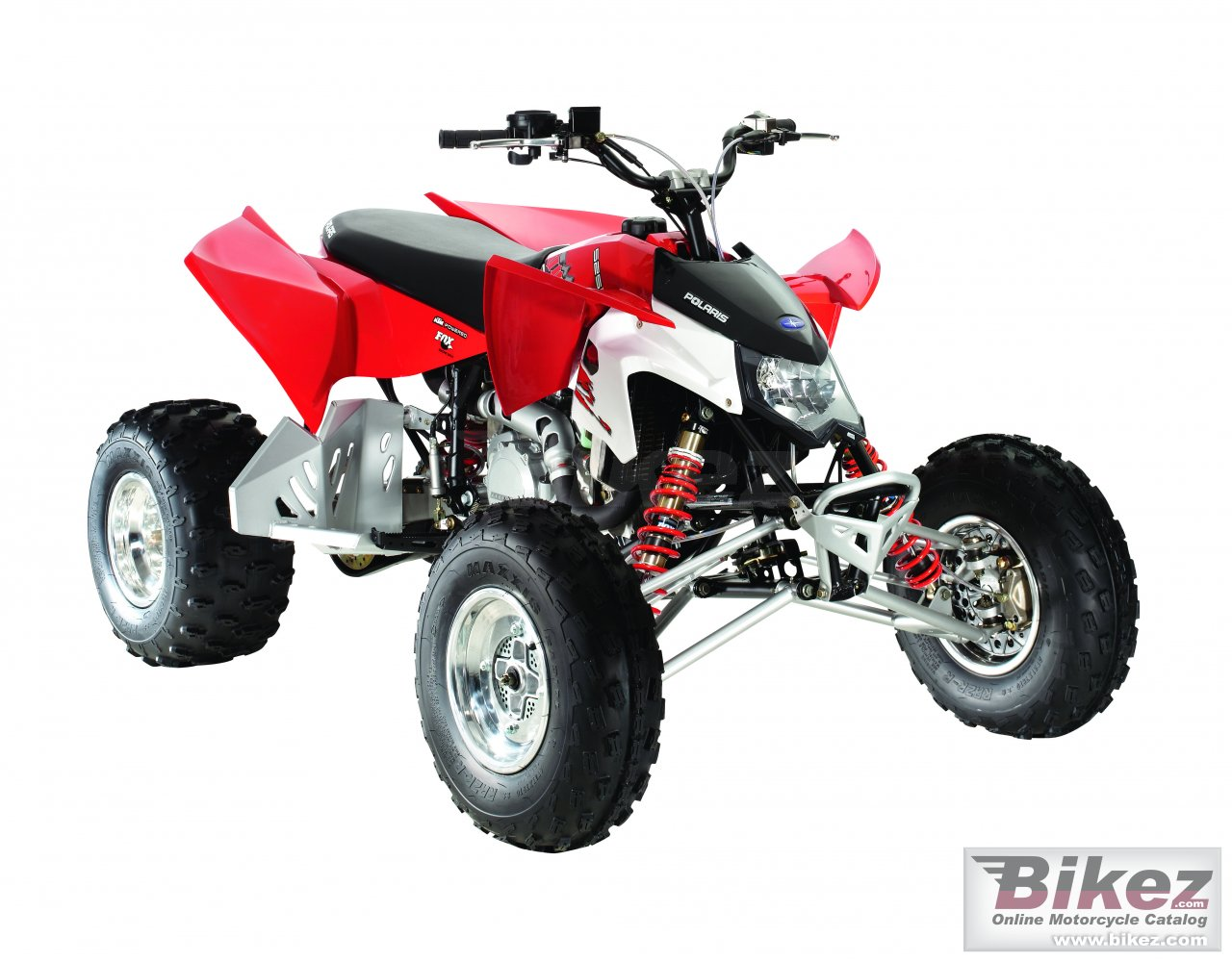 Big Polaris outlaw 525 s picture and wallpaper from Bikez.com
