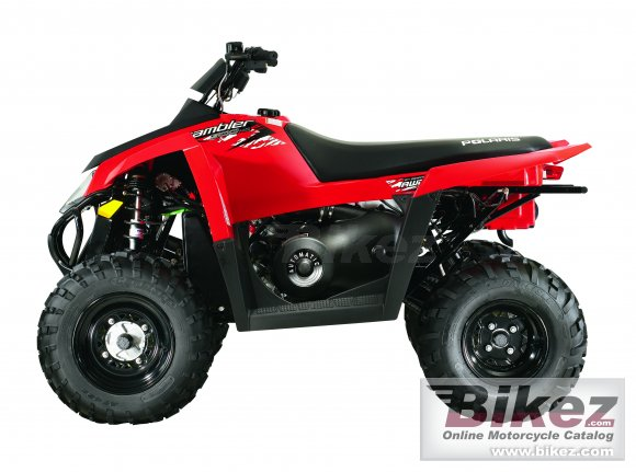 2010 Polaris Scrambler 500 photo