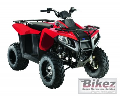 2010 Polaris Trail Boss 330 photo