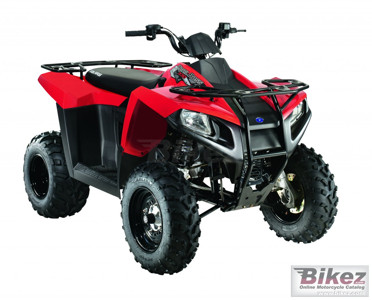 Big Polaris trail boss 330 picture and wallpaper from Bikez.com