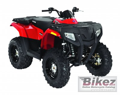 2010 Polaris Sportsman 400 HO specifications and pictures