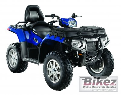 2010 Polaris Sportsman 550 Touring